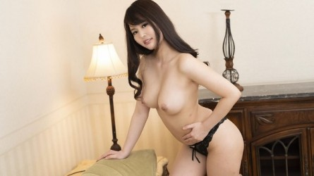 Carib-092119-001 Debut Vol.51 First Time 3P With F Cup Photograph Model